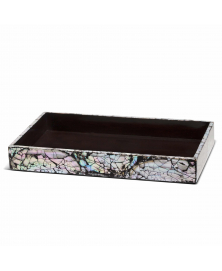 MOTHER OF PEARL VANITY TRAY