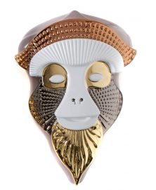 BRAZZA MASK pink chic