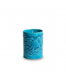 LEVNALEVN BAHAR TURQUOISE CANDLE