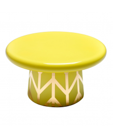 YELLOW T-TABLE MAXI DESIGNED BY JAIME HAYON