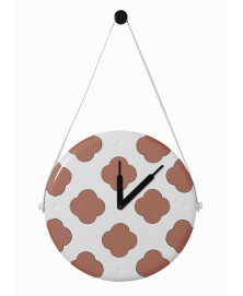HORAMUR WALL CLOCK COPPER BY JAIME HAYON
