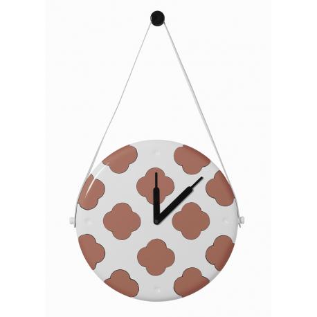HORAMUR WALL CLOCK COPPEER
