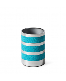 SATURNO SEA BLUE TOOTHBRUSH HOLDER