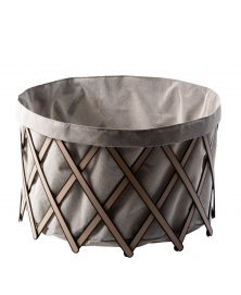 SAFARI LAUNDRY BASKET