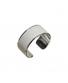 Pinetti Napkin Ring White