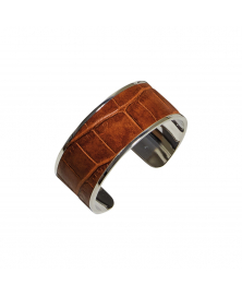 FLORIDA LEATHER NAPKIN RINGS