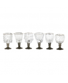 SABAUDIA SET OF GOBLETS