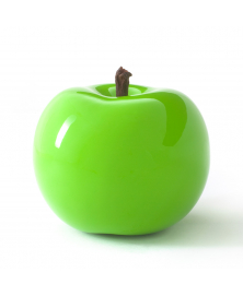 Apple Brilliant Glazed Green