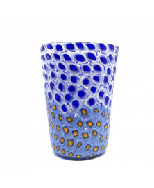GOTI BLUE YELLOW SCENTED CANDLE
