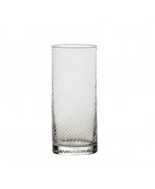 SET OF 6 GRITTI TRANSPARENTE HIGHBALL GLASSES