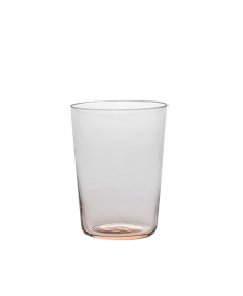 SET OF PURO ROSA QUARZO TUMBLERS