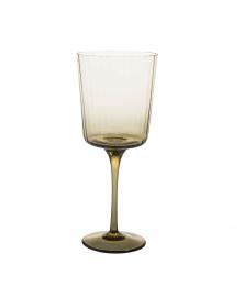 PLISSÉ WINE GLASSES