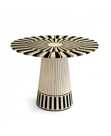 CIRCUS REVISITED SIDE TABLE