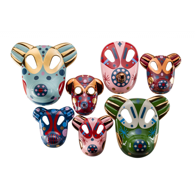 MaskHayon BAILE COLLECTION ASSORTED MASKS