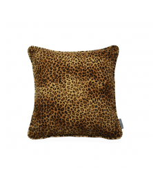 BABY LEOPARD PRINTED ACCENT PILLOW