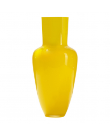 Frantisek Jungvirt Bright Yellow Vase, Garden Collection