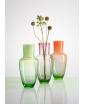 Group of 3 Gradient Glass Vases by Frantisek Jungvirt, Photo by Anna Pleslova