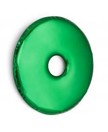 Emerald Green Rondo Mirror from The Gradient Collection by Oskar Zieta