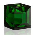 OPHELIA GREEN TEALIGHT HOLDER