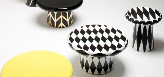 Shop Chic Designer Side Tables at SHOWROOM