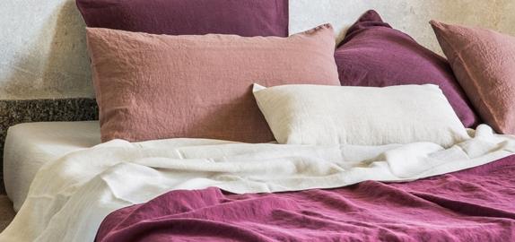 Luxury Bedding I Once Milano Luxury Linens I SHOWROOM
