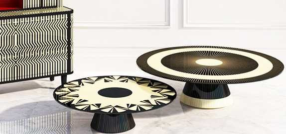Shop High-end Designer Coffee Tables Online at SHOWROOM