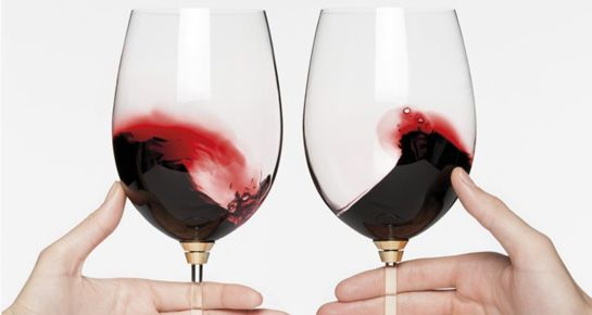 Gira e Rigira Wine Glasses